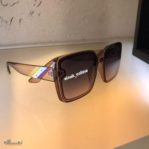 عینک های افتابی رنگی زنانه جذاب