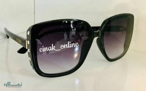 عینک افتابی رنگی جدید