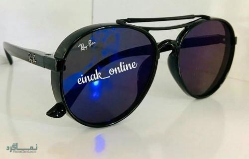 عینک های افتابی رنگی زنانه باکلاس