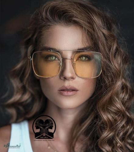 عینک های افتابی شیک و اسپرت متفاوت