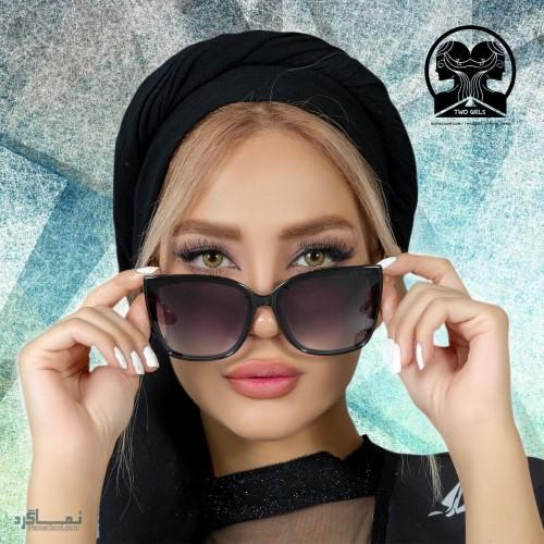 عینک های افتابی زنانه شیک متفاوت