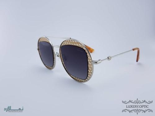 عینک افتابی زنانه شیک