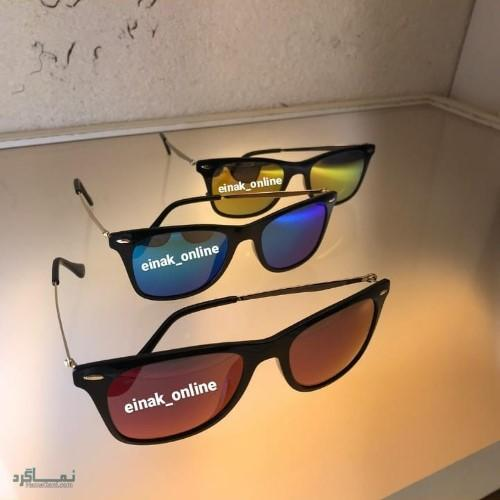 انواع عینک های افتابی مردانه جدید باکلاس