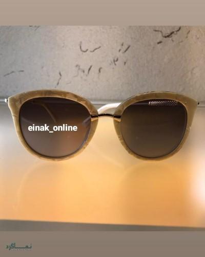انواع عینک های افتابی زنانه جدید باکلاس