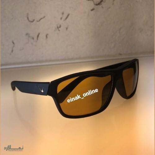 انواع عینک های افتابی صورت جذاب