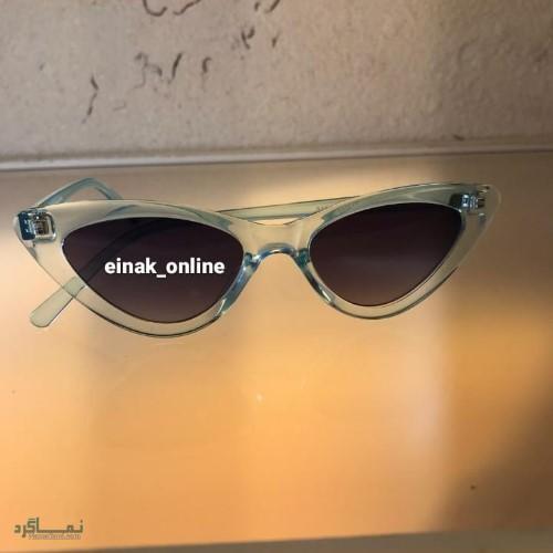 انواع عینک های افتابی صورت قشنگ