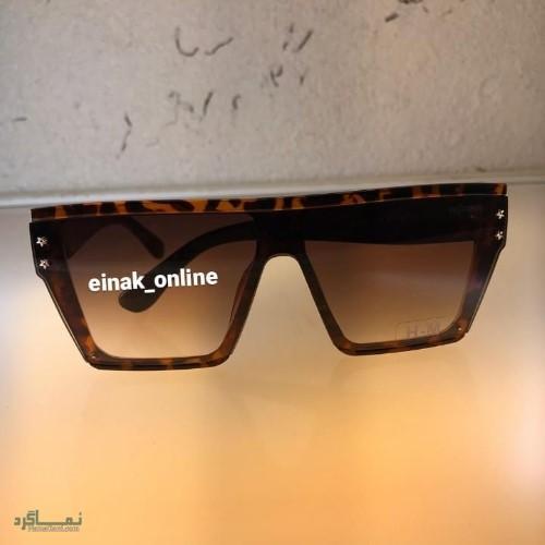 انواع عینک افتابی برای انواع صورت