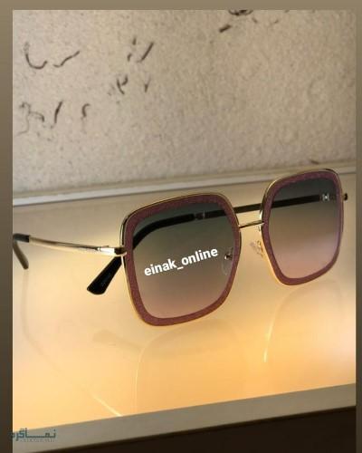 انواع عینک های افتابی دخترانه شیک