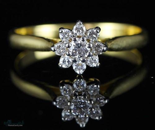 انواع طلا ها و جواهرات زیبا متفاوت