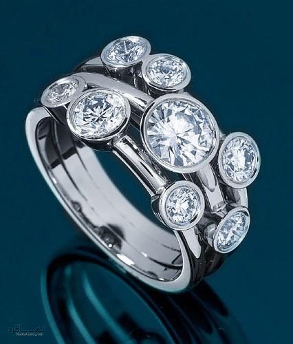 انواع طلا ها و جواهرات زیبا جدید