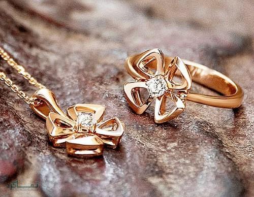 عکس طلا و جواهرات زیبا جدید