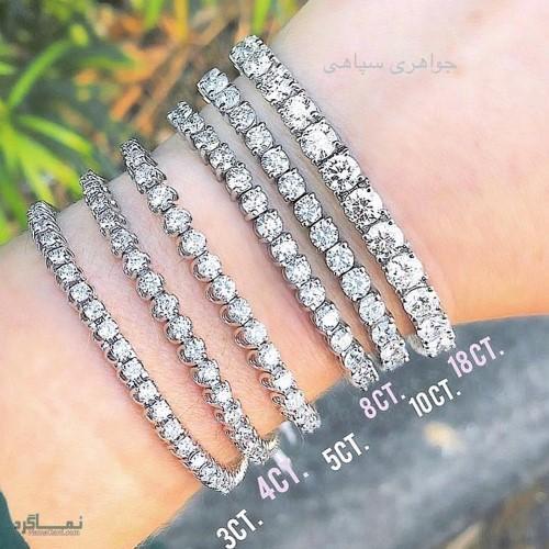 طلا و جواهرات زیبا شیک جذاب