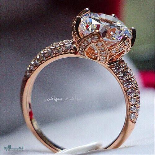 طلا و جواهرات زیبای شیک