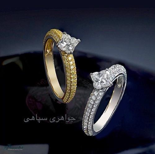 طلا و جواهرات زیبای متفاوت