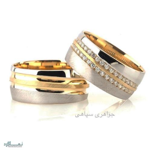 طلا و جواهرات زیبا شیک متفاوت