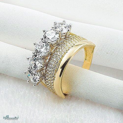 طلا و جواهرات زیبای قشنگ