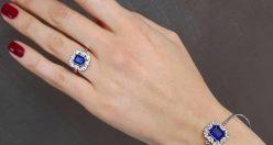 طلا و جواهر زیبا + انواع زیورالات مخصوص خانم های شیک پوش
