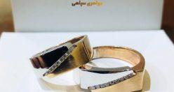 طلا جواهرات زیبا + انواع زیورالات مخصوص خانم های شیک پوش