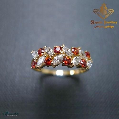 طلا جواهرات زیبا