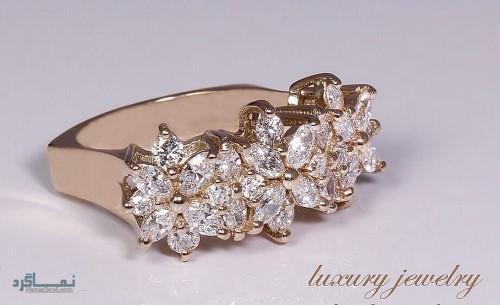 طلا و جواهرات زیبا