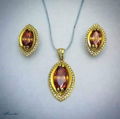 انواع طلا ها و جواهرات زیبا خاص