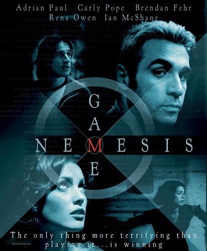 دانلود رایگان دوبله فارسی فیلم اسرارآمیز Nemesis Game 2003