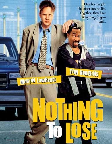دانلود رایگان دوبله فارسی فیلم اکشن Nothing to Lose 1997