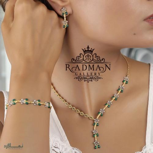 شیک ترین جواهر طلا متفاوت