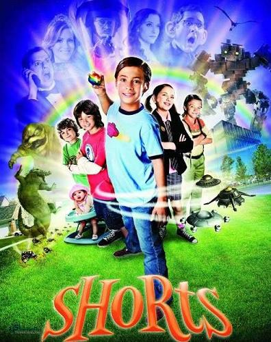 دانلود رایگان دوبله فارسی فیلم کمدی فسقلیها Shorts 2009