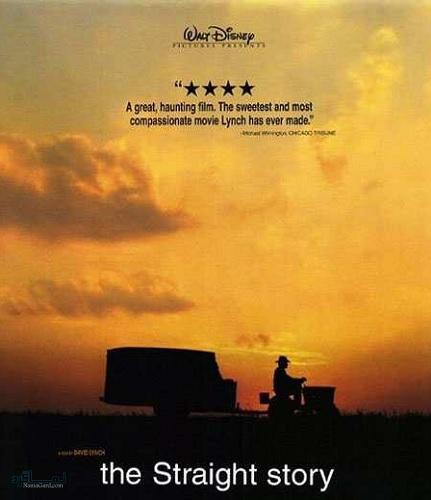 دانلود رایگان دوبله فارسی فیلم درام The Straight Story 1999