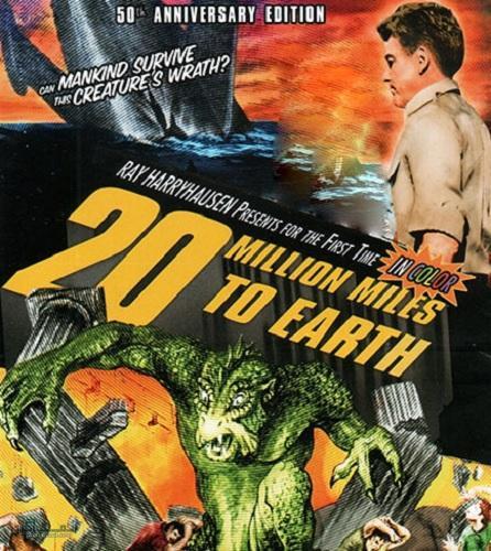دانلود دوبله فارسی فیلم Twenty 20 Million Miles to Earth 1957