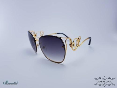 زیباترین عینک های افتابی متفاوت