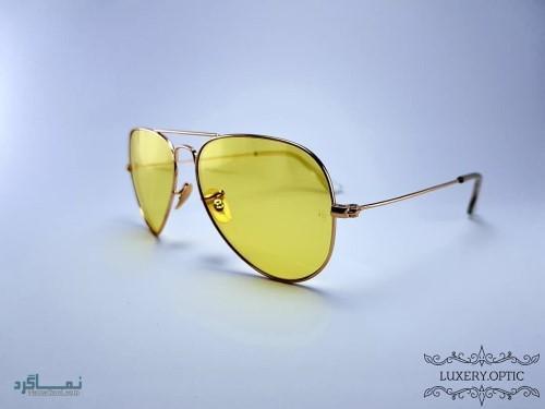 زیبا ترین عینک های افتابی متفاوت