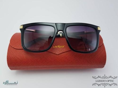 زیباترین عینک افتابی جهان