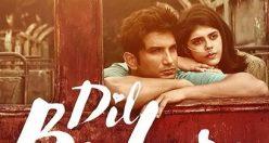 دانلود رایگان فیلم هندی عاشقانه دل بیچاره Dil Bechara 2020