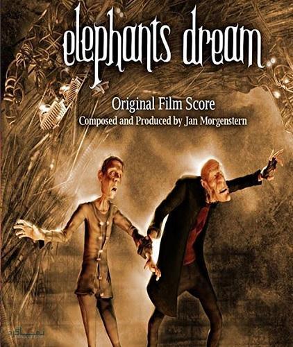دانلود رایگان دوبله فارسی انیمیشن کوتاه Elephants Dream 2006