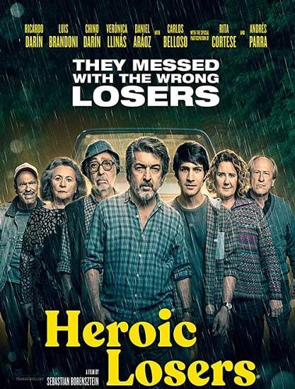 دانلود رایگان دوبله فارسی فیلم بازندگان قهرمان Heroic Losers 2019