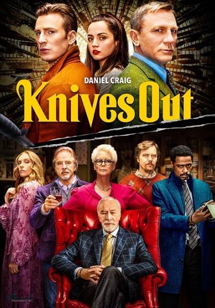 دانلود رایگان دوبله فارسی فیلم کمدی چاقوکشی Knives Out 2019