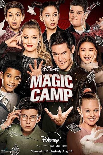 دانلود رایگان دوبله فارسی فیلم کمپ جادویی Magic Camp 2020