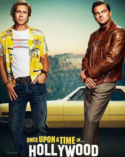 دانلود دوبله فارسی فیلم Once Upon a Time in Hollywood 2019