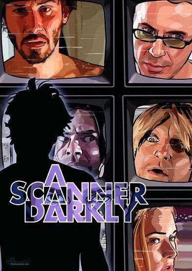 دانلود رایگان دوبله فارسی انیمیشن A Scanner Darkly 2006