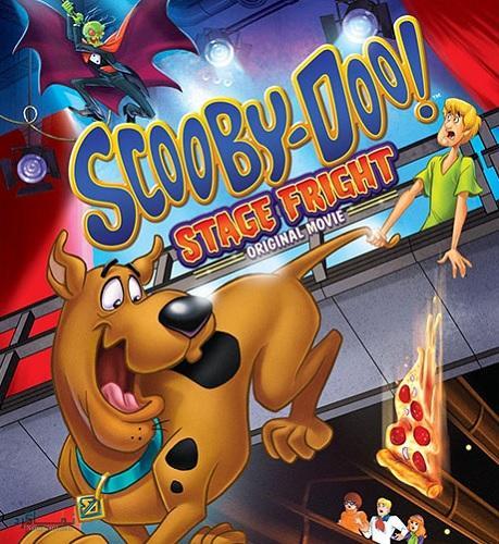 دانلود رایگان انیمیشن خارجی Scooby-Doo Stage Fright 2013