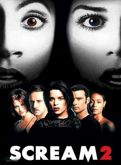دانلود رایگان دوبله فارسی فیلم خارجی جیغ ۲ Scream 2 1997