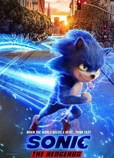 دانلود رایگان دوبله فارسی فیلم سینمایی Sonic the Hedgehog 2020