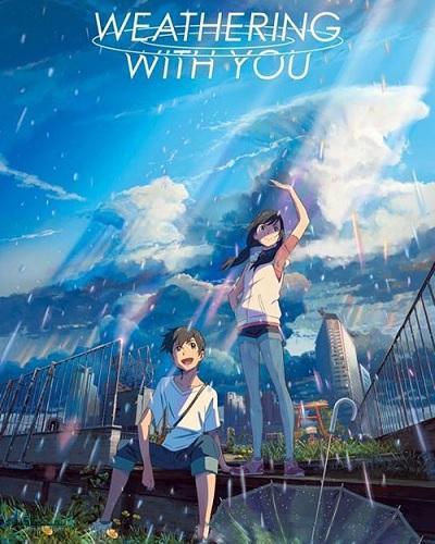 دانلود رایگان دوبله فارسی انیمیشن Weathering with You 2019
